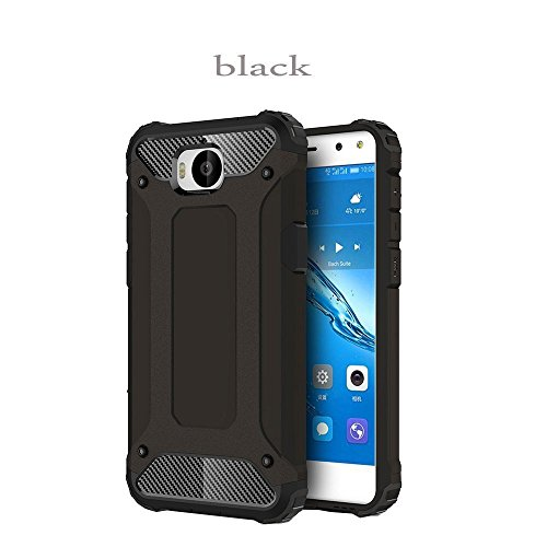 Preisvergleich Produktbild Xiaomi Mi A1 High quality Fund,OFU® Slim Armor Cover Funda Protectora flip cover caso para Xiaomi Mi A1-negro