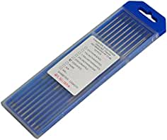 2% Ceriated WC20 Gris TIG Soldadura electrodos tungsteno 1,6mm x 175mm & 1
