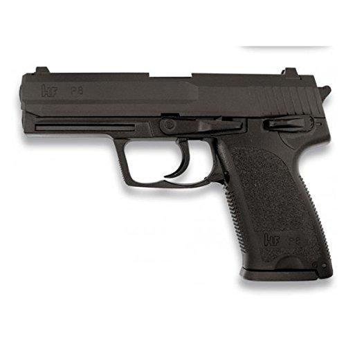 Martinez 35085. Pistola airsoft HA112 negra metálica. Calibre 6mm. Potencia 0,5 Julios