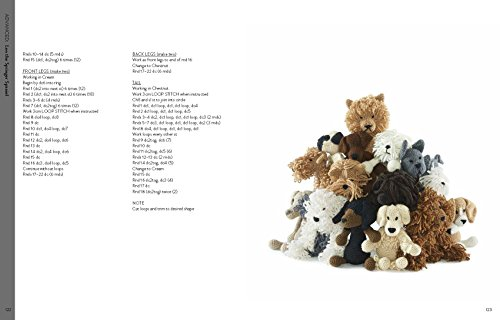 Edwards Menagerie Dogs 50 Canine Crochet Patterns At Shop Ireland