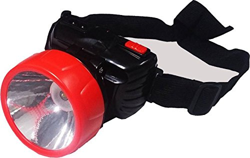 AKARI AK-801HLS 5 WATTS Powerful Ultra Bright Head Torch Rechargeable Lamp Home Industrial Work LED Light  available at amazon for Rs.357
