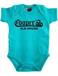 Coopers - Ale House Babybody 56 - 80 div. Farben