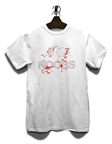I Shoot Noobs T-Shirt Weiß