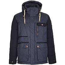 g.i.g.a. DX Hombre Lanzo Casual chaqueta, hombre, Lanzo, Dunkel Denim, 4XL