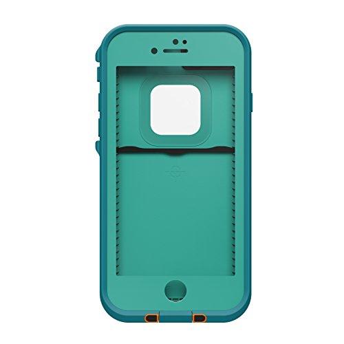 LifeProof Fre Custodia per iPhone 7, Nero Asfalto Blu