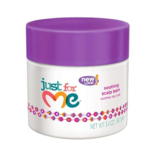 Soft & Beautiful Soin Coiffant et Traitant pour le Cuir Chevelu à la Vitamine E Just For Me 963g