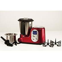 Robot cocina la cocinera for Robot de cocina la razon