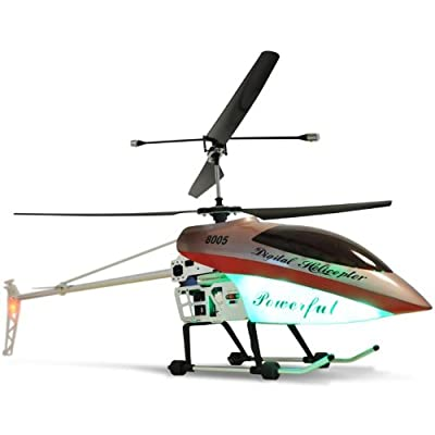 Takira RC Helicóptero teledirigido con giroscopio de Takira