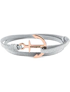 [Gesponsert]classygood. Anker Armband