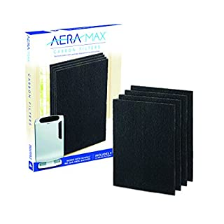 Fellowes Kohlefilter für Luftreiniger AeraMax DX55, 4 Stück