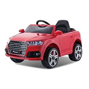 596738fa1fb3 Kids Licensed Audi Q7 4 x 4 Sport 12v Electric / Battery Ride on Car Jeep