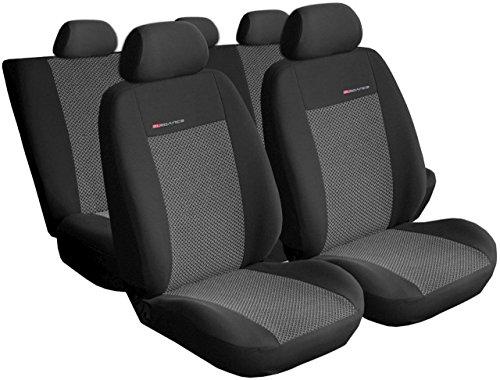 Auto. schonbezüge siège rabattable coussins de siège