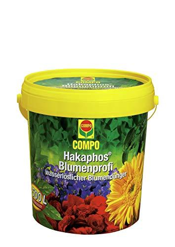 Compo Kübelpflanzen Langzeit-Dünger,