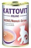 Kattovit Niere/Renal-Drink, Confezione da 12 (12 x 135 g)