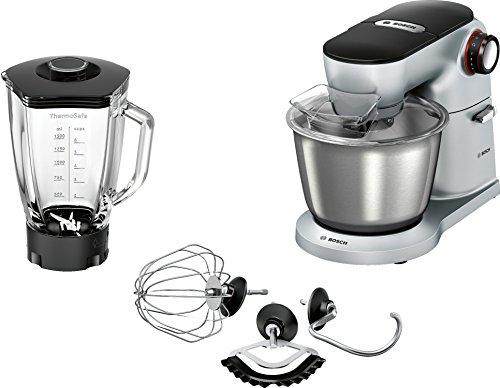 Bosch Préparation Culinaire - Kitchen Machine Argenté, 1500 W