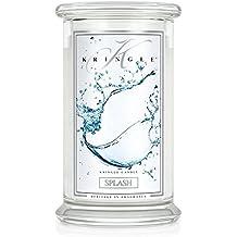 Kringle Candle, Windlichter, Kerze, Housewarmer, Duftkerze, Aromakerze, Aromatherapie: Splash