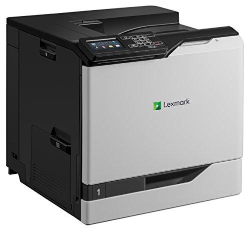 Lexmark CS820de Colour 1200 x 1200DPI A4 Black,White - laser/LED printers (PCL 5c, PCL 6, PPDS, PostScript 3, Ethernet, USB 2.0, 1200 x 1200 DPI, 10 - 32 °C, A4, Laser)