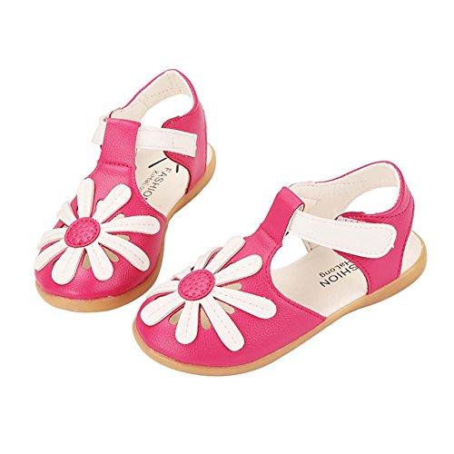 Summer Sandals Bébés filles Belle Princesse Chaussures Sandales Enfants Filles