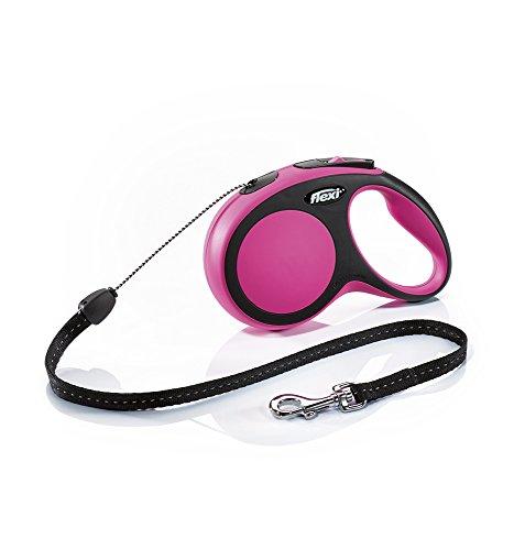 Flexi New Comfort Cord, S, 8m, pink