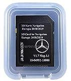 SCHEDA SD GPS MERCEDES - w213 Classe E - NTG5.5 - Europe 2017 v1.5 - A2139061206