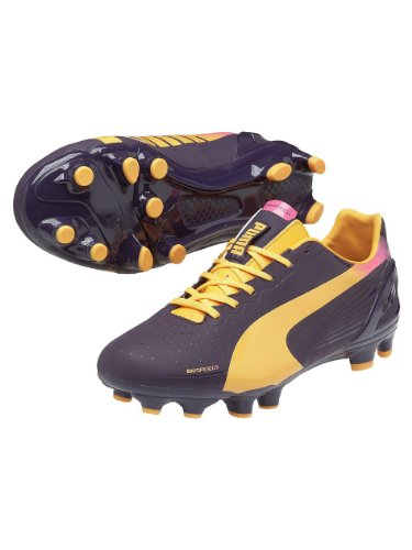 Puma Evospeed 3 2 Fg, Chaussures de football homme purple