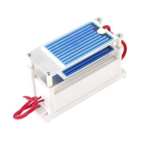 220V Mini Generador de ozono Integrado de la Placa de Cerámica de Aire ozonizador la Máquina de hogar Bricolaje purificador de Aire de olores Eliminación Regard