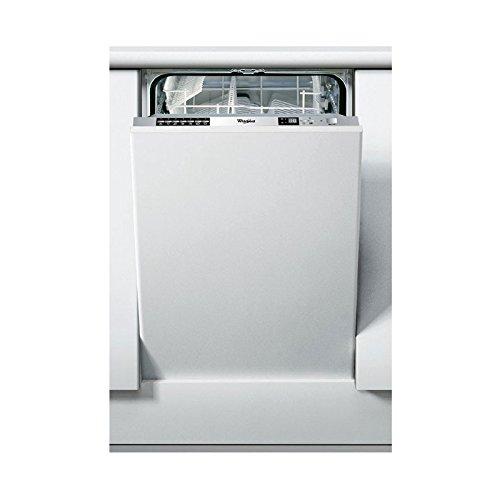 Whirlpool Europe PH ADG301 - Lave-Vaisselle encastrable en métal, Blanc - 82 x 44,8 x 57 cm