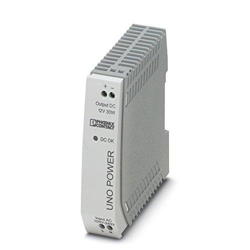 Phoenix Contact Stromversorgung UNO-PS/1AC/12DC/ 30W, 2902998