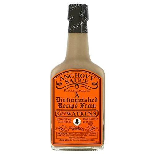 Geo Watkins Anchois Sauce 190ml