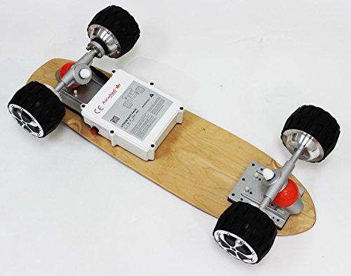 Airwheel M3 Elektro Skateboard mit Motor und 162.8 Wh Akku