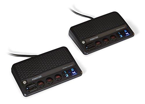 Fonestar KW-855 - Intercomunicador inalámbrico
