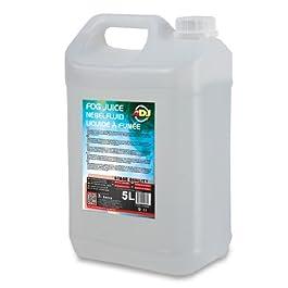 ADJ – Liquido generatore di fumo, densità elevata, 5 l