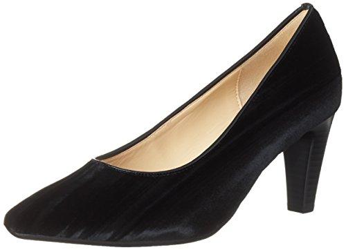 Gabor Shoes Damen Basic Pumps, Schwarz (67 Schwarz), 39 EU
