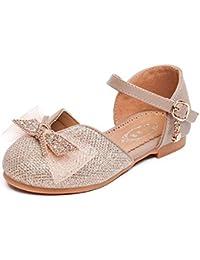 Zapatos De Niños Zapatos De Princesa De Boca Baja Zapatillas De Ballet Zapatos De Guisantes Fondo