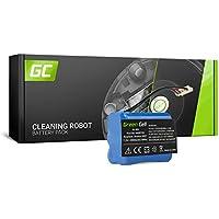 Green Cell® 4409709, GPRHC202N026 - Batería para robot limpiaparabrisas iRobot Braava 380, 380T