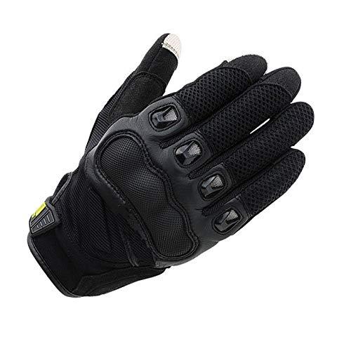guanti nitrile spessorato Hanggg Guanti da moto guanti da motocross guanti da corsa touch screen