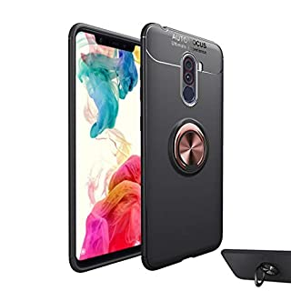 LJSM Case for Xiaomi Pocophone F1 (6.18