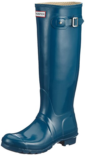 Hunter Original Tall Gloss Azul (elegir otro color)