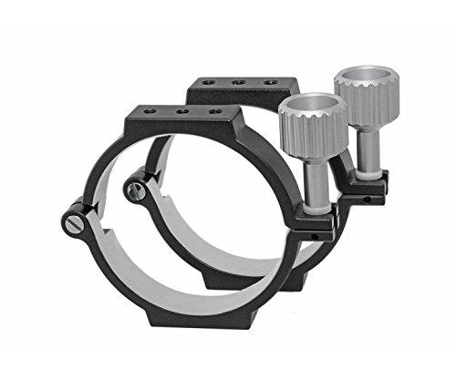 TS-Optics CNC Rohrschellen-Set 90mm für Teleskope