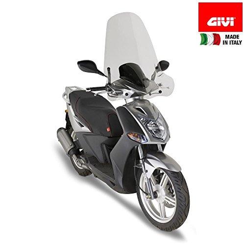 CUPOLINO GIVI 441A E STAFFE A440A PER AGILITY 50-125-150-200 R16 (08 > 13)