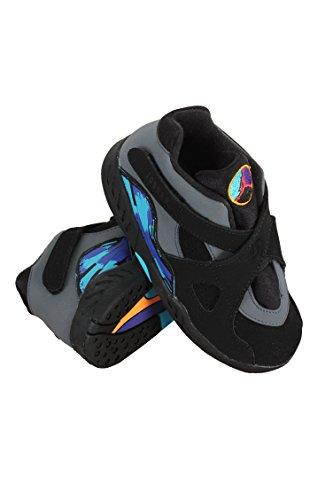 Jordan Nike Hydro 2 (PS) Folien Sandalen-schwarz / lebendige Rosa-3