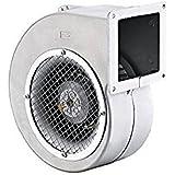 Radialgebläse TURBO Radialventilator Radiallüfter Alu BDRAS 160-60 600m³/h