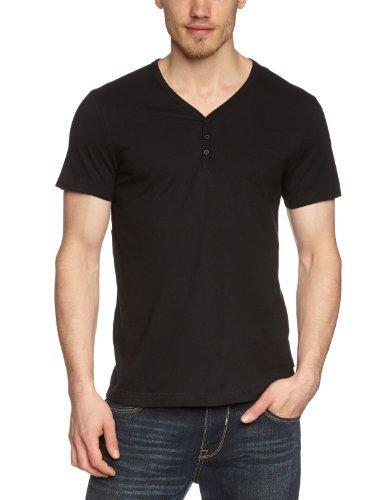 tom-tailor-maglietta-manica-corta-uomo-nero-schwarz-2999-black-s