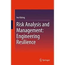 Risk Analysis and Management: Engineering Resilience