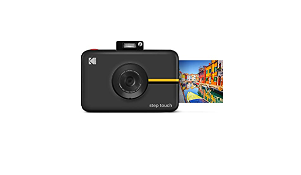 Kodak Step Touch 13 Mp Digitalkamera Sofort Drucker Kamera