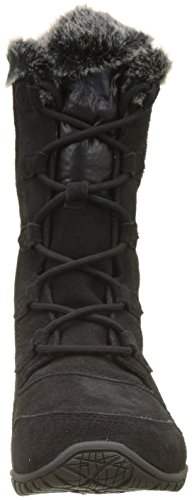 The North Face Damen Nuptse Purna Ii Stiefel Mehrfarbig (Tnf Black/beluga Grey)