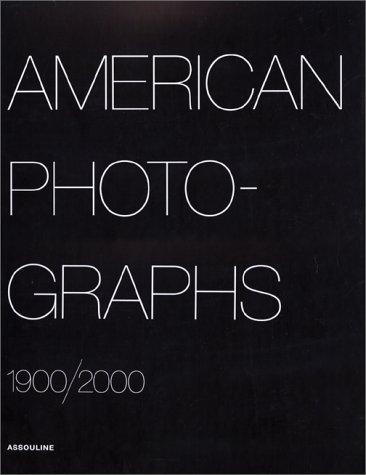 American photographs, 1900-2000