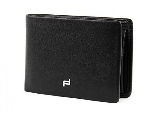 PORSCHE DESIGN Touch BillFold H2 Black