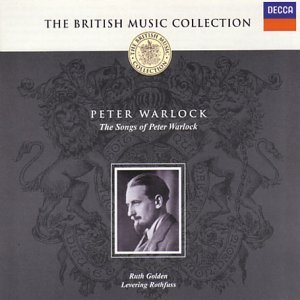 The Songs of (Golden, Rothfuss) By Peter Warlock (2003-03-17)