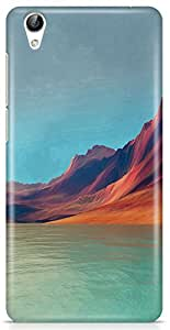 Vivo Y511 Back Cover by Vcrome,Premium Quality Designer Printed Lightweight Slim Fit Matte Finish Hard Case Back Cover for Vivo Y511